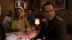 Adrian Monk goes on his first date after Trudy's death