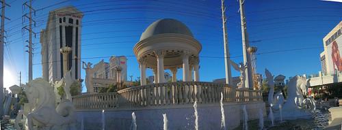 Caesars Palace exterior