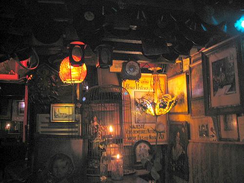 goupil interior
