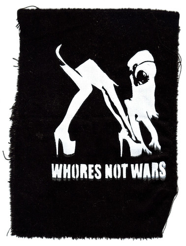 Whores Not Wars