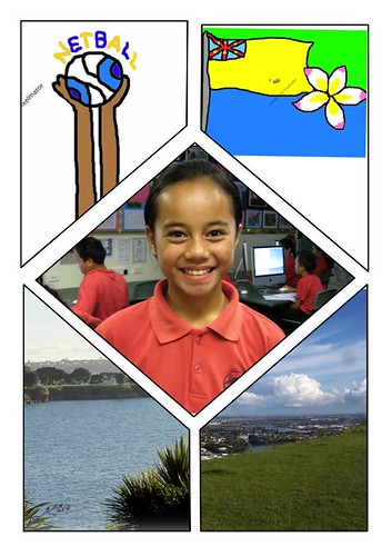 Living the dream as a Niuean netballer by Rock Our World with Pt England School.
