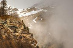 The clouds roll in on the rolling hills (Ryan F Mclean) Tags: scott switzerland jamie zermatt