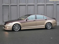 Mercedes_S-Class ART Two-Tone 2008 (Syed Zaeem) Tags: art 2008 twotone mercedessclass