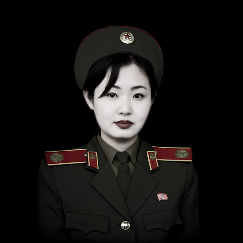 Kim - North Korea DPRK 북한 / Eric Lafforgue