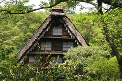 This is Shimoda City's Murakami Farm House.  (only1tanuki) Tags: japan farmhouse  murakami prayinghands japanesehistory izupeninsula  shizuokaprefecture   20 shimodacity   shimodahistory