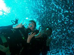 duiken, e en j