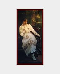 """Портрет на жена"", (1890—1899) (Михал Орела) Tags: българия пловдив ""портретнажена"" ивандимитров"