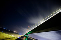 My October symphony. (CMP73) Tags: longexposure chris emma suspensionbridge humberbridge humberestuary theevilmightyf chris875