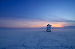 Kapliczka (Mirek Pruchnicki) Tags: żurawica województwopodkarpackie polska chapel kapliczka wyszatyce zima krajobraz samyang14f28