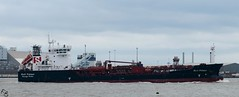 Stolt Fulmar (frisiabonn) Tags: vehicle ship water wirral new brighton liverpool england united kingdom uk great britain marine vessel river mersey merseyside sea shore waterfront maritime boat outdoor stolt fulmar oil chemical tanker