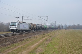 RheinCargo 187 070, Elze