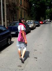 light walk daytime