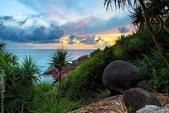 Nature Frame  - thailand (A.alFoudry) Tags: trip light sunset sea orange cloud color beach rock clouds canon thailand island eos rocks colorful ray mark tide wave full shore frame april 5d kuwait phuket heavy ef similan kuwaiti q8 abdullah newer عبدالله جزيره mark2 2011 1635mm || f28l kuw q80 q8city alfoudry الفودري foudryphotocom mark|| 5d|| canoneos5d|| mk|| تايلاند