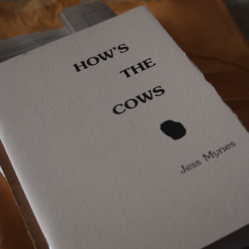 Jess Mynes, How's the Cows