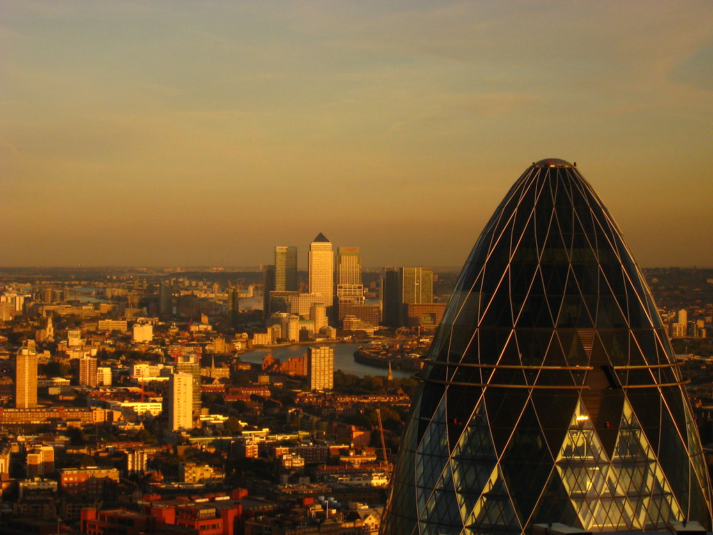 Why London is the best place in the world for Laser Eye Surgery - London Vision Clinic