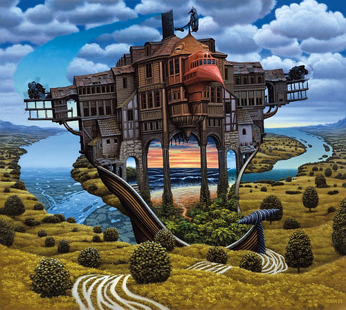 1580567216 1865a9dcf8 Surreal Art of Jacek Yerka