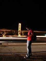 city lights? 1 (bilot) Tags: waiting day fireworks 90th carillion 2007 loyalty uplb