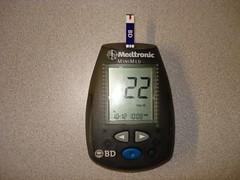 Way Too Low - Diabetes 365 Day 7 - Oct 12, 2007