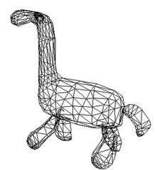 My 3D lama