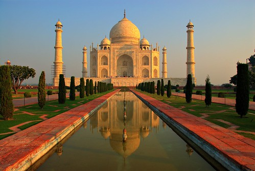 Taj Mahal revisited... por jazzpic.