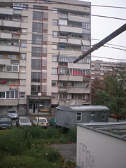 Plovdiv 21.X.07 Housing Blocks and use of public space