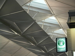 2 versions-starbucks, hong kong