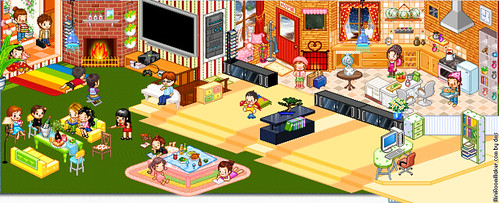 Fw: My Creations (MiniRoomMaker#, #, #) by Elfheimbane by miniroom.