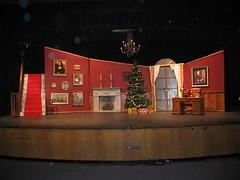Annie: Daddy Warbucks Mansion (Andy961) Tags: theater theatre musical va annie springfield drama stageset wshs viginia