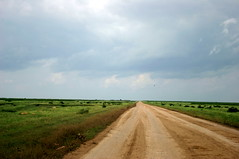 Jijiga to Wajale (soon to be paved)