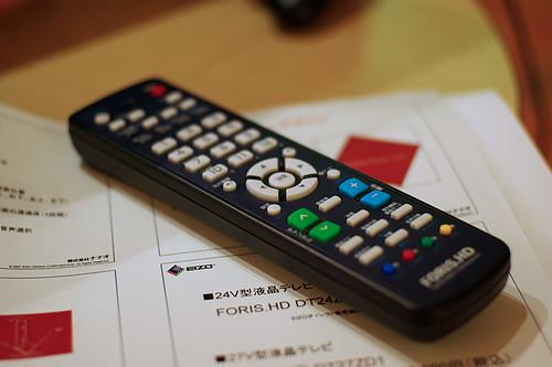 EIZO FORIS HD 02 Remote