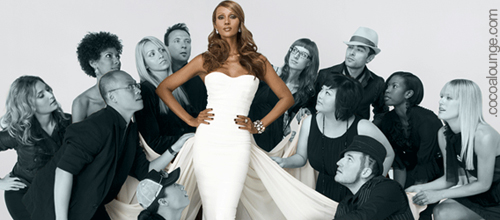 Iman Sashays Onto TV's 'Runway'