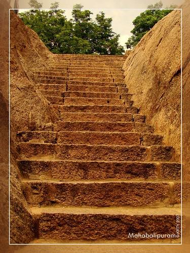 Mahabalipuram - Mahishamardhini Caves