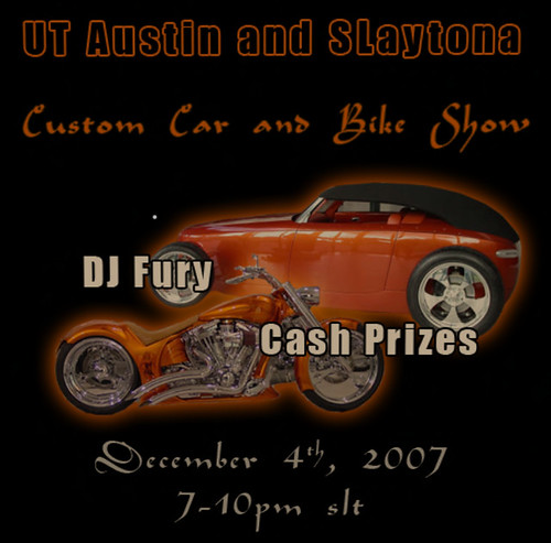 Custom Car show in Sl