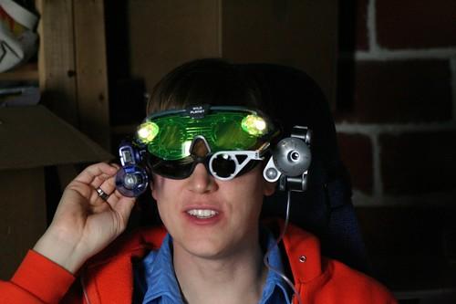 Spy-geared Justin