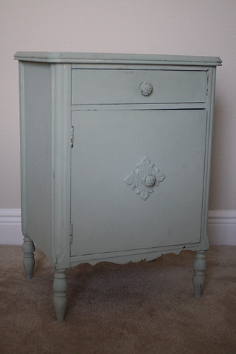 *Shabby Chic* Side Table - $35