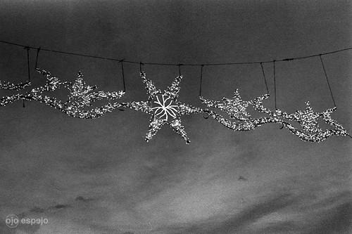 Oh, blanca y negra Navidad