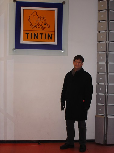 The Tin Tin shop