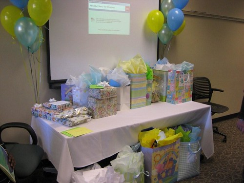 Things Left Unsaid Baby Shower In The Conference Room Unskinny Boppy