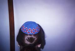Jewish Star Kippa 1 (oygurl3) Tags: crochet yarmulke kippot kippa jewishcrafts