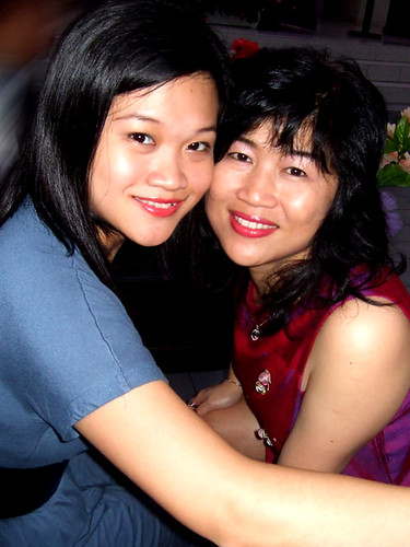 Mom and Kimberlycun.