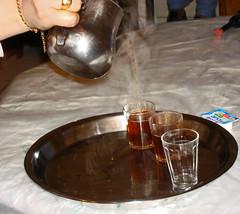 Thé à la menthe, Argenteuil