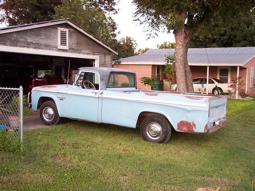 1968 Dodge D100 Driver Side
