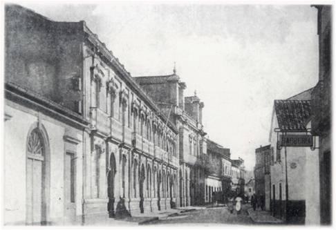 Rúa do alcalde Rei Daviña