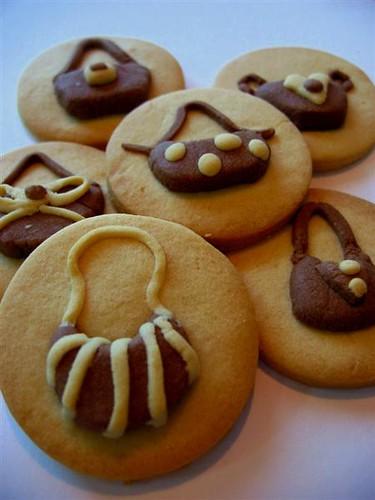 Bag lady cookies