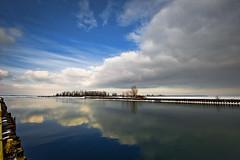 IMGP-3376 (Bob West) Tags: clouds lakeerie greatlakes erieau bobwest k10d