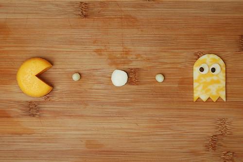 Un Pac-Man de comer