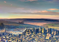 winter on the west pennines (~ paddypix ~) Tags: winter england sky colour nature countryside moodyblues ukandireland platinumphoto anawesomeshot scenicsnotjustlandscapes ~wevegotthepower~