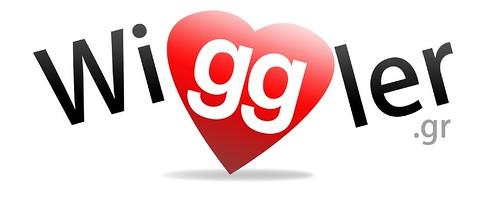 wiggler logo at valentine's day