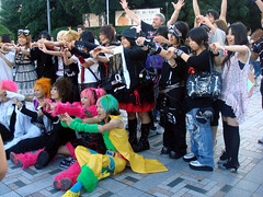 The Spirits of Harajuku (Namisan) Tags: japan cosplay harajuku