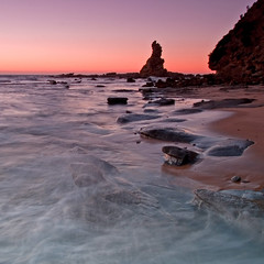 Eagles Nest (steve_lacy941) Tags: morning beach sunrise australia olympus victoria eaglesnest picturesque magical e1 naturesfinest zd eow 1454mm anawesomeshot impressedbeauty basscoast auselite bestofaustralia theunforgettablepictures theunforgettablepicture naturessilhouettes